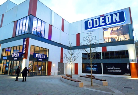 Dolby Atmos at Odeon Orpington