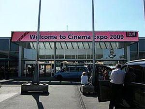 Amsterdam Cinema Expo 2009