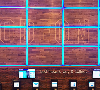 Our team visits two iconic cinemas in the UK: Odeon Milton Keynes and The Odyssey St. Albans