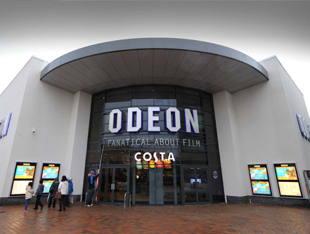 Dolby Atmos at Odeon Llanelli