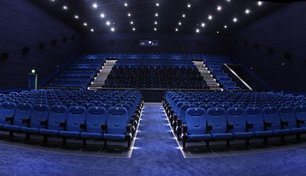 Dolby Atmos at Odeon Point Village