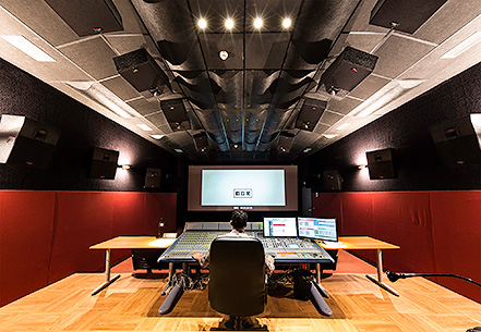 Dolby Atmos at Tecnison Madrid