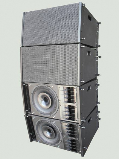 LW Line Array MX69 Hybrid